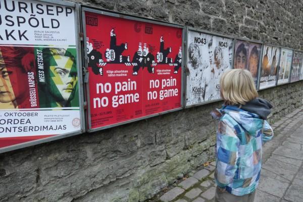 No Pain No Game - Tallinn