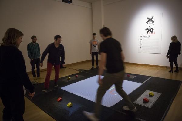 No Pain No Game Opening Berlin @ Museum für Kommunikation, Berlin (DE): © Museum für Kommunikation Berlin   Photo: Kay Herschelmann